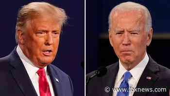 Trump says 'good chance' coronavirus vaccine ready in weeks, as Biden predicts 'dark winter'