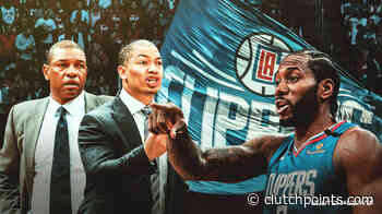Clippers' Tyronn Lue claims Doc Rivers 'blessed' him to take coaching job - ClutchPoints