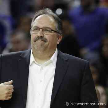 How Stan Van Gundy Found His Way Back to Coaching with New Orleans Pelicans - Bleacher Report