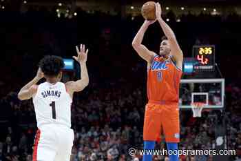 """3 thoughts on """"Thunder Notes: Weaver, Gallinari, Coaching Search"""" - hoopsrumors.com"""