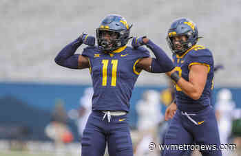 True to WVU through a coaching change, Nicktroy Fortune thriving for the Mountaineers - West Virginia MetroNews