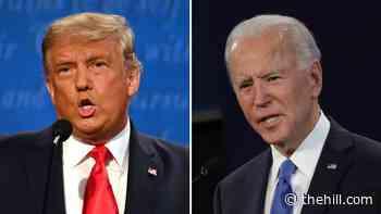 Trump, Biden clash over coronavirus response, mounting death toll