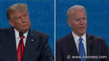 An improved Trump, a tighter Biden land punches in a better debate