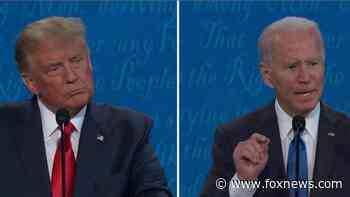 Biden shocks debate viewers with bizarre Hitler reference