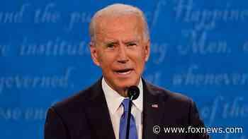 Biden slams Trump as he distances himself from progressives: 'He thinks he's running against somebody else'