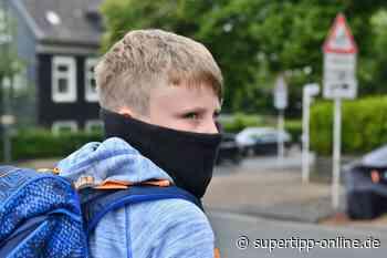 Maskenpflicht im Unterricht ab Klasse fünf - Velbert, Wülfrath, Ratingen, Heiligenhaus, Kreis Mettmann, Mettmann, Top - Supertipp Online
