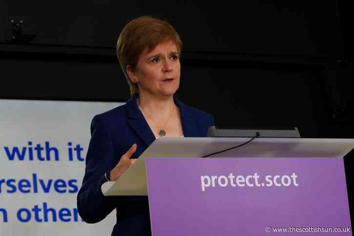 Coronavirus Scotland LIVE: Decision on 5-tier lockdown due tomorrow with Sturgeon set to outline plans - The Scottish Sun
