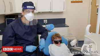 Covid in Scotland: NHS dentists' fears of struggle to meet demand - BBC News