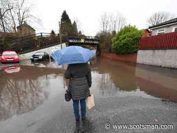 Scotland weather: Residents rescued and motorists stranded amid flooding - The Scotsman