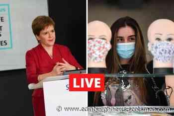 Coronavirus in Scotland RECAP: Hospitality restrictions extended as 28 new deaths registered in 24 hours - Edinburgh News