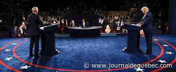 Dernier débat Trump-Biden: le verdict de nos experts