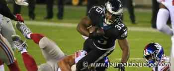 Victoire surprise des Eagles sur les Giants