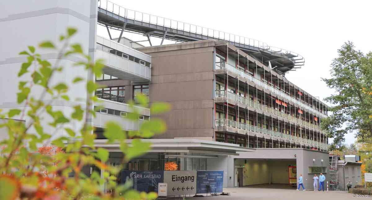 Zwei Corona-Patienten auf der Intensivstation: SRH-Klinikum Karlsbad auf weitere Covid-19-Erkrankte vorbereitet - BNN - Badische Neueste Nachrichten