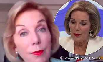 Ita Buttrose she suffered a breakdown in the early days of COVID-19