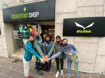 Salewa Mountain Shop Bergamo aperto a Ponteranica - DiscoveryAlps - Incontrarsi sulle Alpi