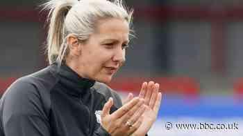 Birmingham City manager Carla Ward tests positive for coronavirus