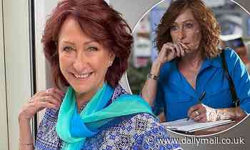 Home and Away's Lynne McGranger discusses Irene's 'tear jerking' death