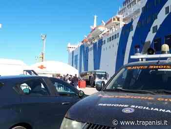 Quarantena terminata, sbarcano al porto di Trapani 85 migranti - Trapani Sì