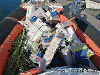 Guardia Costiera di Pantelleria sequestra dispositivi di concentrazione di pesci - PrimaPagina Trapani