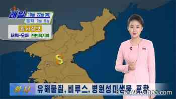 Coronavirus: North Korea warnings over 'yellow dust coming from China'