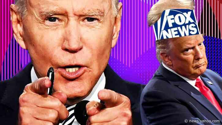 Trump Needed a Big Break. His Fox News Brain Got in the Way.