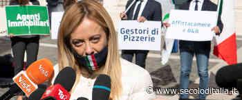Giorgia Meloni a Conte: «Non siamo gente che cade dal pero». E racconta la... - Il Secolo d'Italia