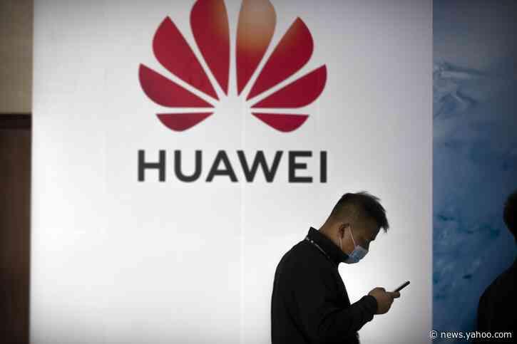Huawei sales up, but growth slows under virus, US pressure