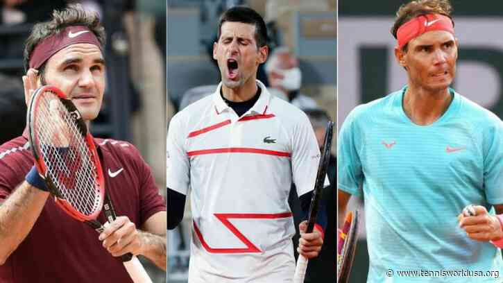 'It is hard to compare anyone with Roger Federer, Nadal, Djokovic', says ATP legend