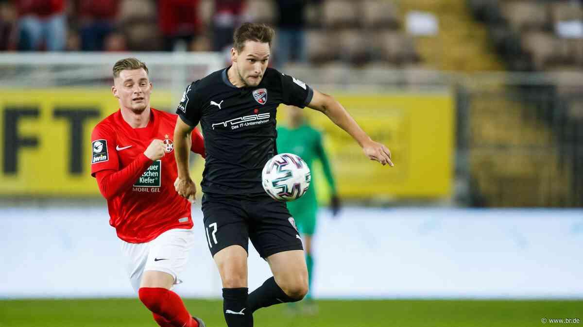 FC Ingolstadt rettet in Unterzahl einen Punkt am Betzenberg - BR24