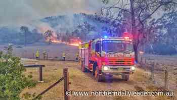 Drought, fires, coronavirus haven't led to suicide spike yet - The Northern Daily Leader