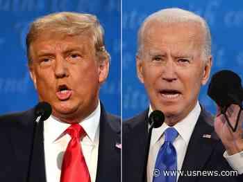Trump, Biden Present Opposite Coronavirus Outlooks - U.S. News & World Report