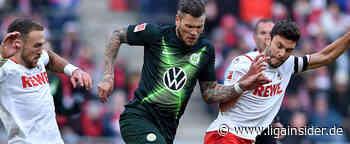 VfL Wolfsburg: Daniel Ginczek ist zurück im Training - LigaInsider