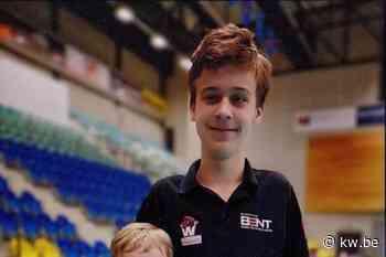 """Waregem in diepe rouw na plots overlijden Mathis Dierick (17): """"Zonnetje in huis kwijt"""" - Krant van Westvlaanderen"""