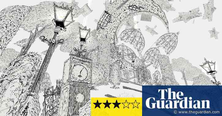 The Collage Atlas review – a gentle wander in sketchbook dreamscapes