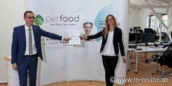 385000 Euro für Lübecker Perfood-Projekt
