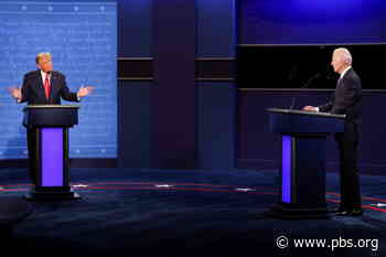 WATCH: Trump, Biden go after each other on coronavirus - PBS NewsHour