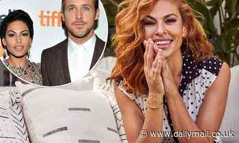 Eva Mendes Reveals Movie She Refuses To Appear as she posecture