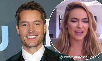 Justin Hartley says he is 'happy with his personal life' a year since divorce from Chrishell Stause