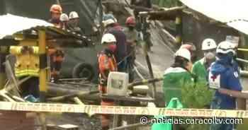 Hoy se lograría rescate de tres mineros atrapados dentro de un socavón en Tuta, Boyacá - Noticias Caracol