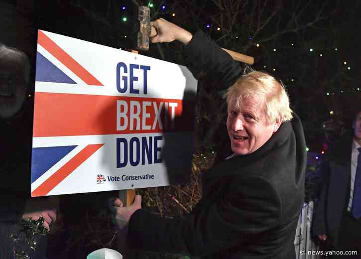 AP Explains: Why are UK and EU still arguing over Brexit?