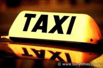 Rules on the maximum age of taxis and need for driver medicals relaxed due to pandemic in Bury