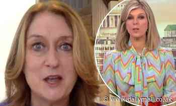Strictly's Jacqui Smith swerves question about secret new romance