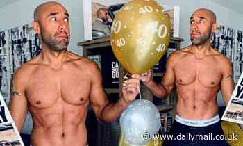 GMB's Alex Beresford leaves fans swooning as he showcases his ripped torso in shirtless snap