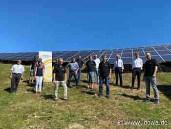 Niederviehbach - Photovoltaikanlage erweitert: Mehr Energiegewinnung - idowa