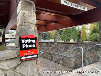 More than 16 per cent of voters have visited advanced polls so far in West Vancouver-Sea to Sky - Pique Newsmagazine