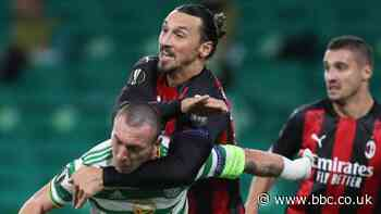 Celtic 1-3 AC Milan - Scots come up short in Europa League opener