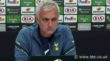 Jose Mourinho: Nobody plays better than Tottenham with the ball