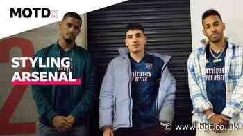 MOTDx: Aubameyang, Bellerin & Saliba style Arsenal's new third kit