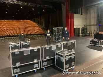 Ethias Theater ruimt de boel weer op: Sneeuwwitje en Will Tura afgelast, K3 kan wel