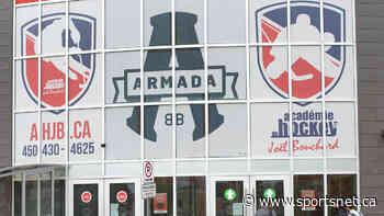 QMJHL's Blainville-Boisbriand Armada has 18 positive COVID-19 tests - Sportsnet.ca